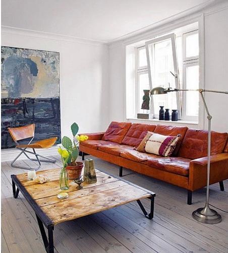 白色的欧式客厅设计