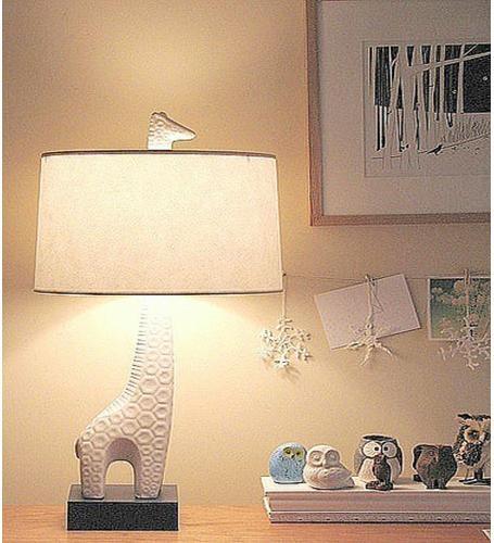 可爱的创意台灯