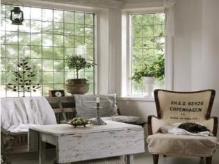 原始时尚美式客厅装修