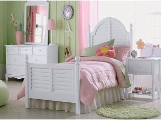 大气与华贵的儿童房装修