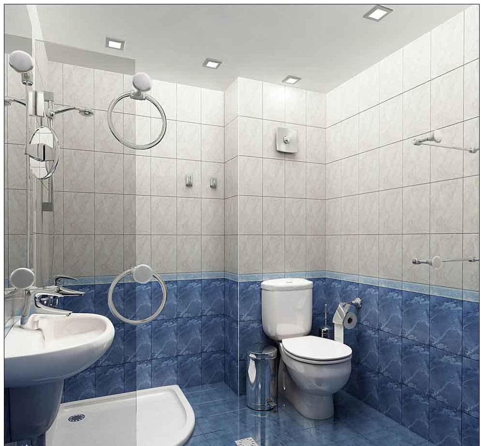 卫生间装修效果图-x团装修网
