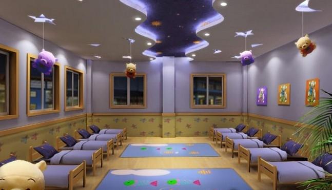 现代简约_幼儿园设计案例