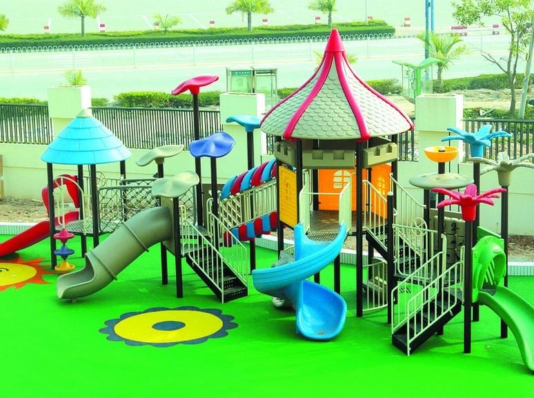 幼儿园外观设计装修效果图