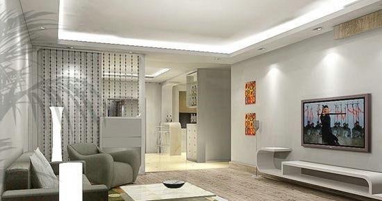 欧式风格客厅电视背景墙_客厅电视背景墙