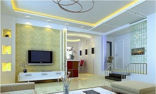 客厅装修效果图 客厅设计装修效果图  房间:客厅 风格:欧式风格