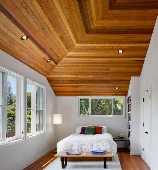 木质吊顶装修效果图