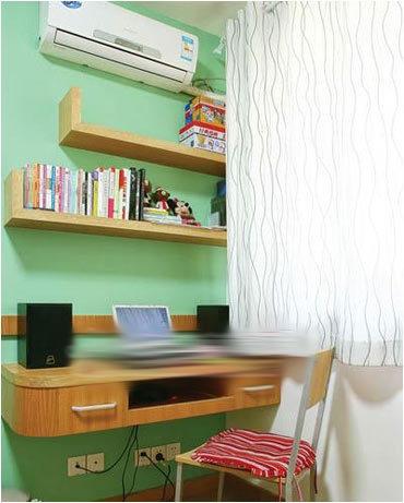 简约书房装修效果图