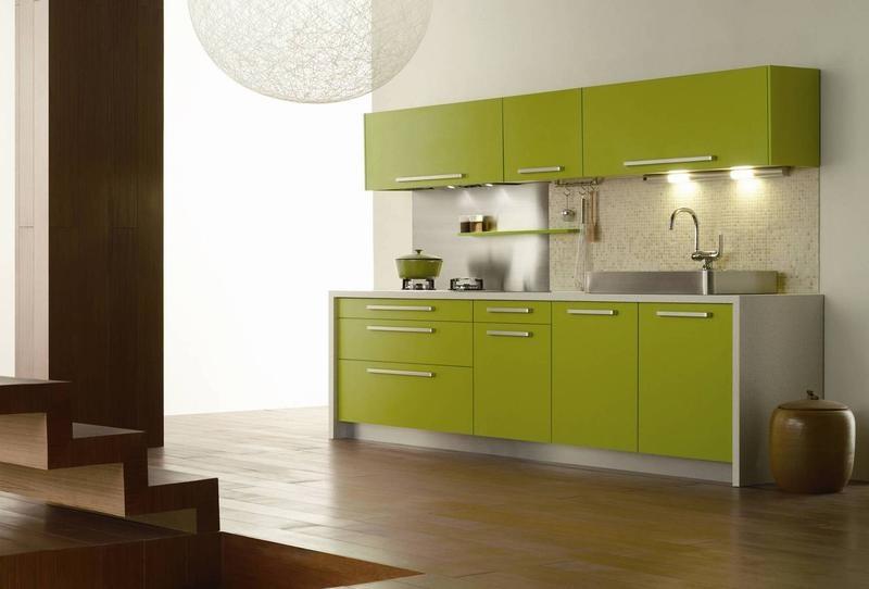 小户型厨房创意家居设计