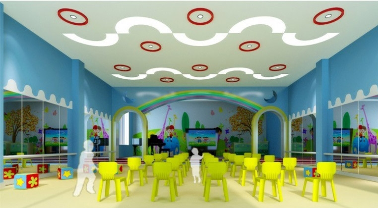 幼儿园规范装修效果图