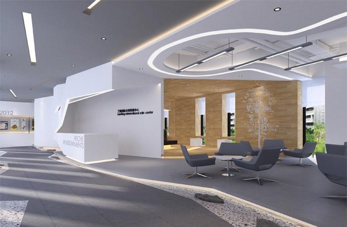 设计公司办公室装修效果图 欧式经理办公室装修效果图 东方晨光中式