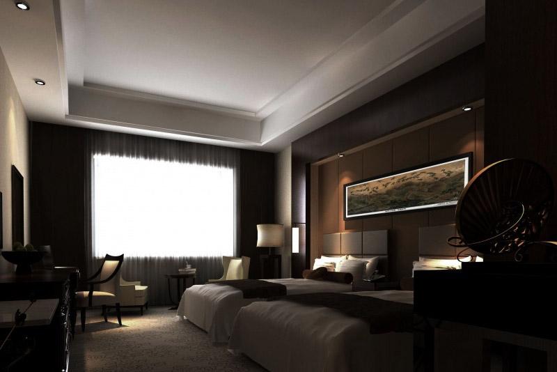 宾馆装修图片