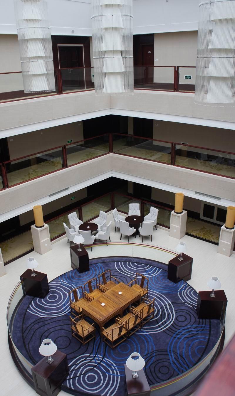 现代风格商务宾馆装修效果图