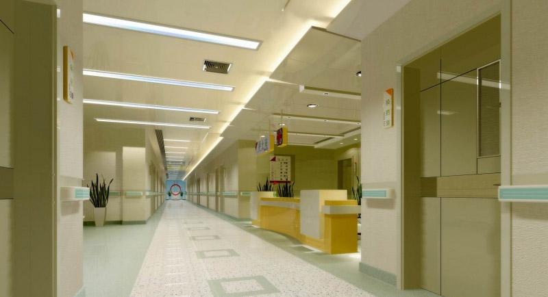 医院装修效果图