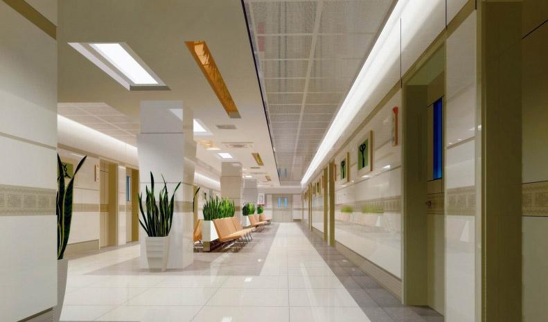 现代简约医院装修设计