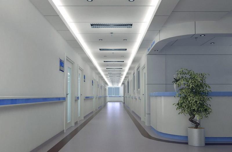 医院装修图片
