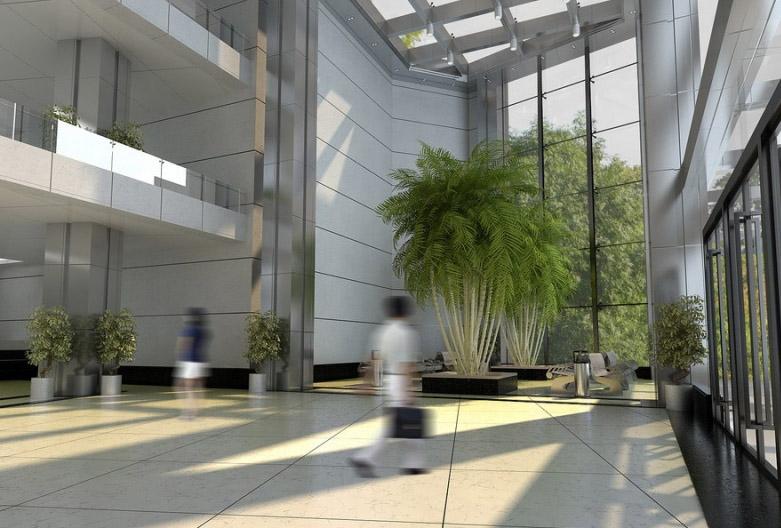 现代医院设计欣赏