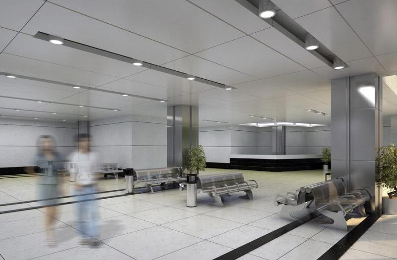 医院装修图