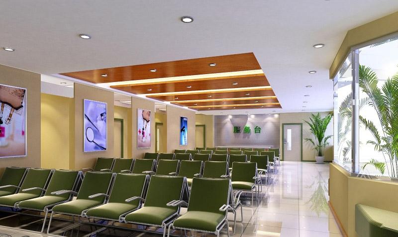 医院设计规范装修效果图