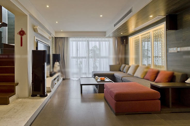 2013年客厅装修效果图