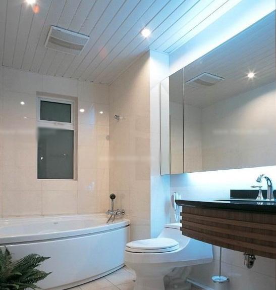 家装卫生间效果图