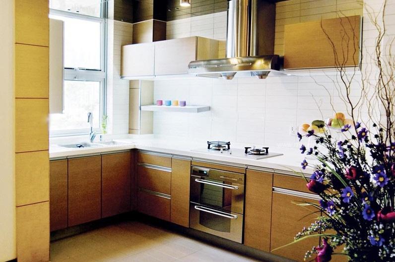 2013装潢效果图厨房