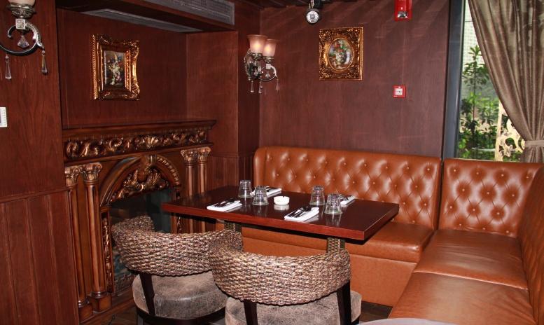 美式觉得酒吧设计_装修效果图-x团装修网图片