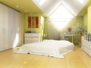 卧室榻榻米床