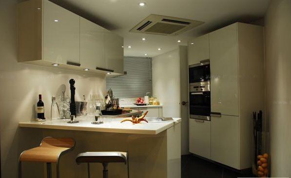 厨房小吧台_装修效果图-x团装修网