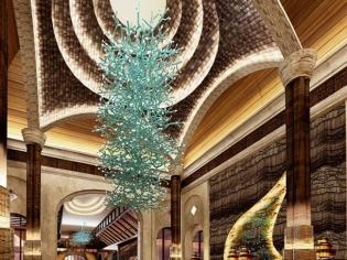 宾馆大厅装修设计