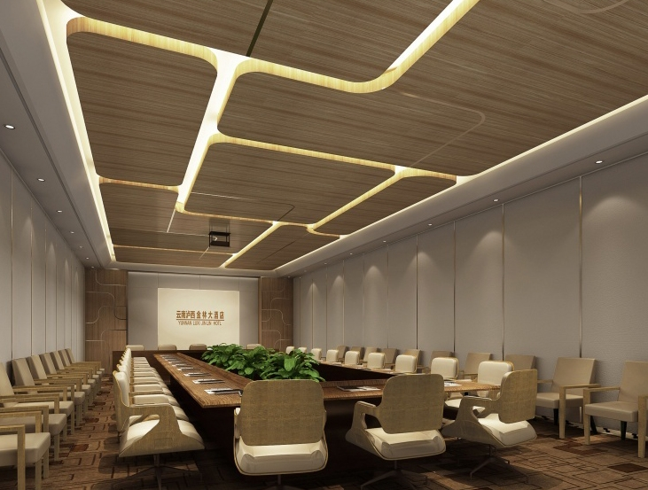 大型酒店设计装修效果图