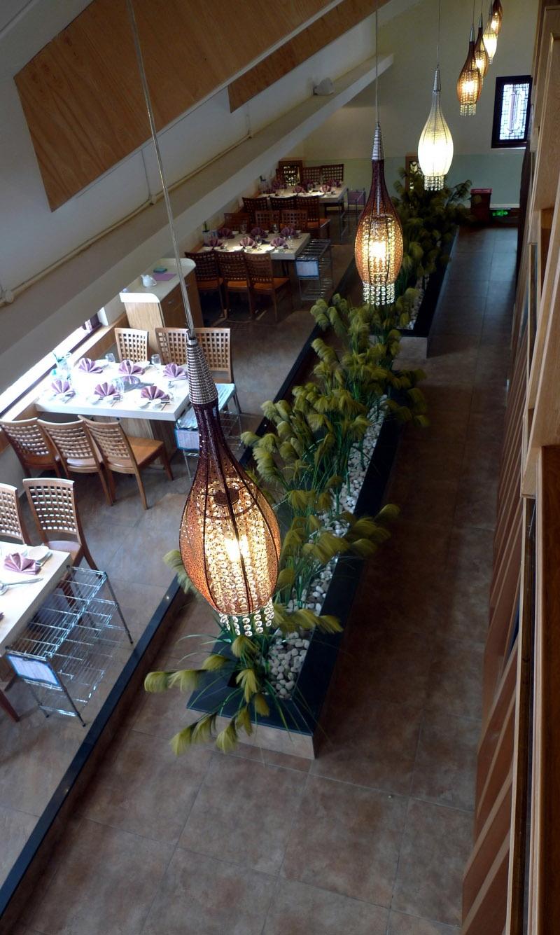 餐厅装修图片