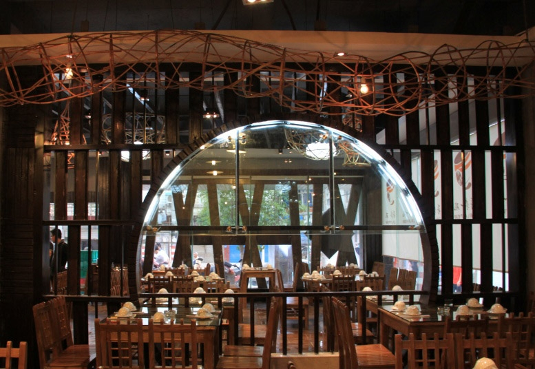 装修餐厅装修效果图欣赏