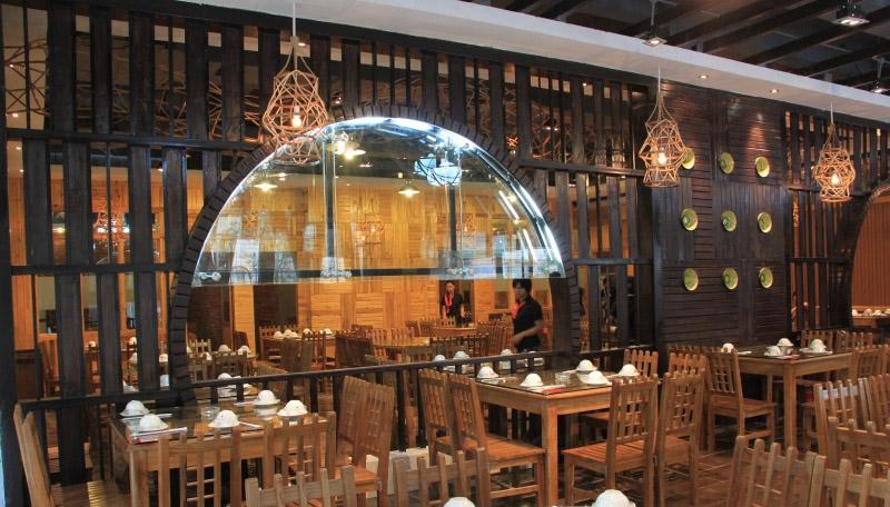 餐厅装修效果图欣赏