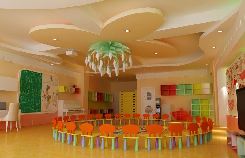 幼儿园室内装饰
