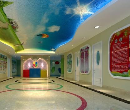 幼儿园室内装饰设计装修效果图