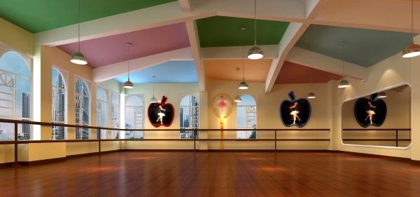 幼儿园室内装饰装修效果图