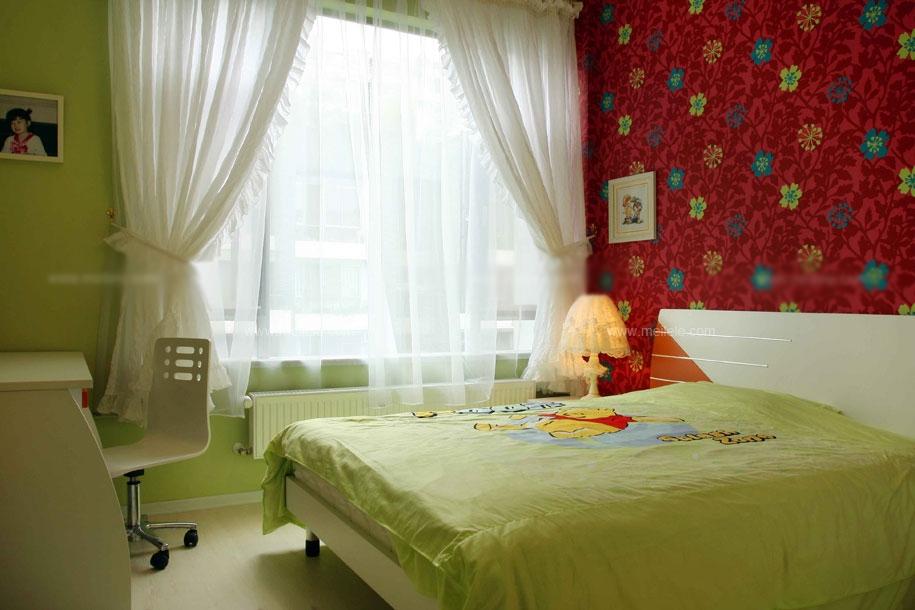 儿童房装修2013图片