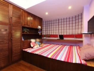 豪华卧室大型图片