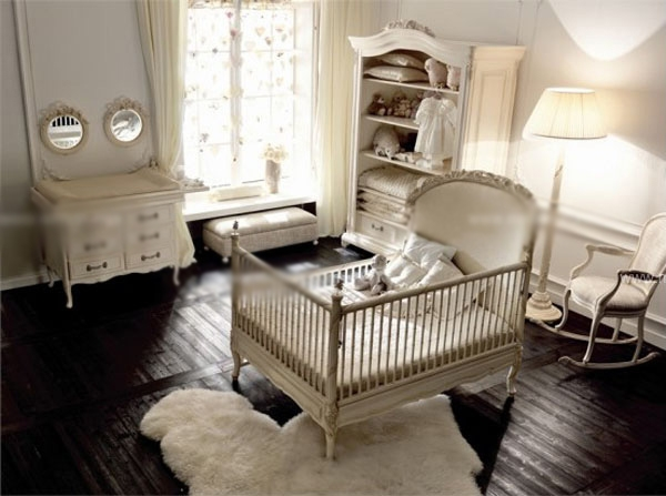 婴儿房装修图片