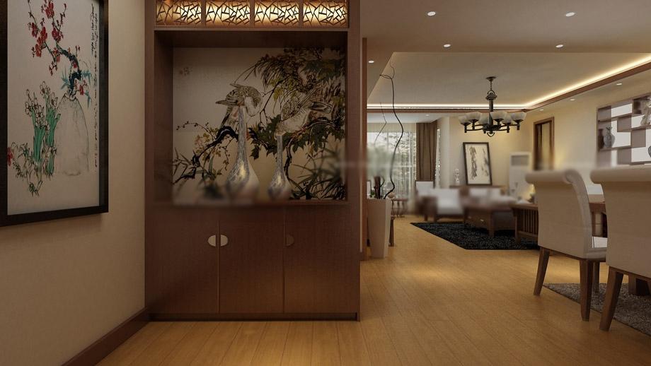 家庭客厅装饰效果图