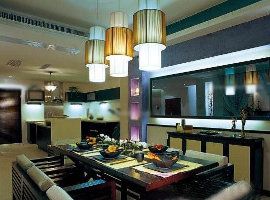 家装餐厅设计效果图_装修效果图-x团装修网