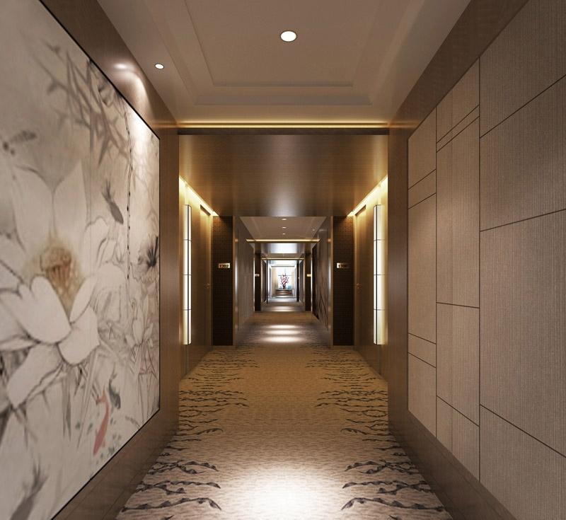 酒店装修效果图大全2013图片