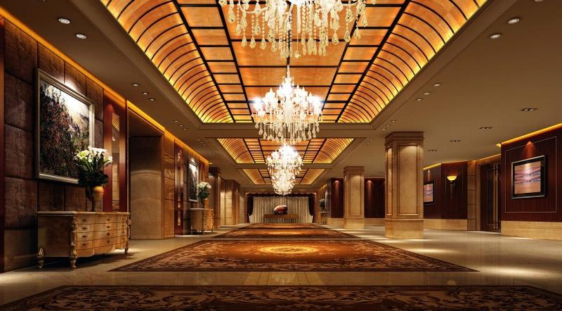 酒店装修图片