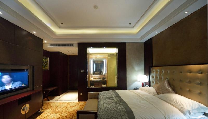 酒店客房装修图片