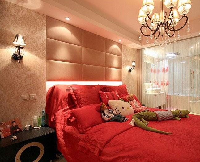 2013卧室装修效果图