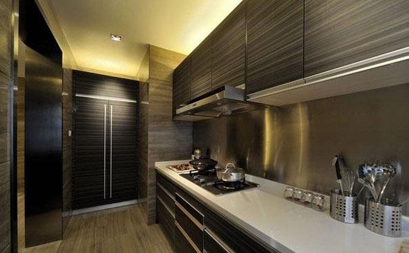 2013厨房装修效果图