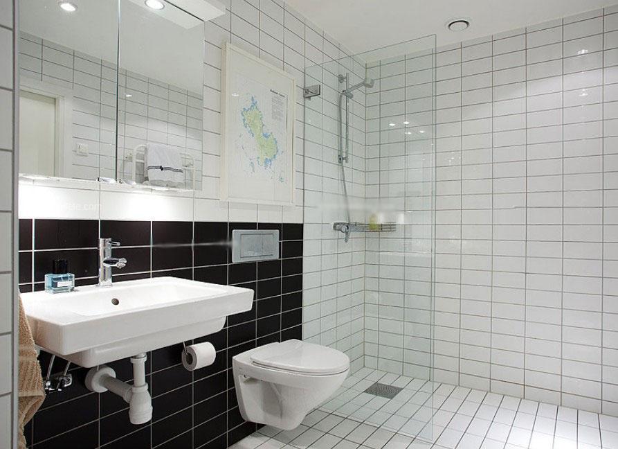 家庭卫生间装修效果图