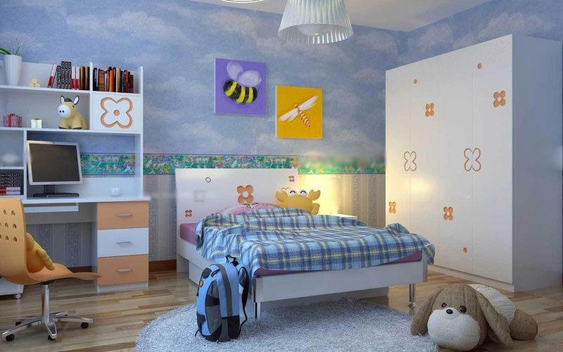 儿童房设计效果图