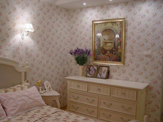 卧室装潢图片