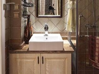 卫生间的古典装修
